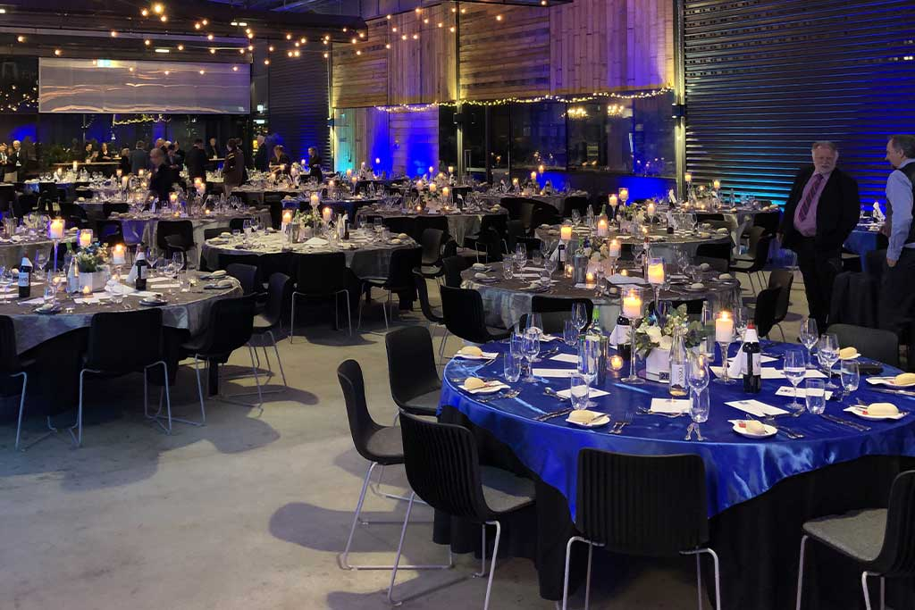 Paranaple Convention Centre Events by Elevated Catering